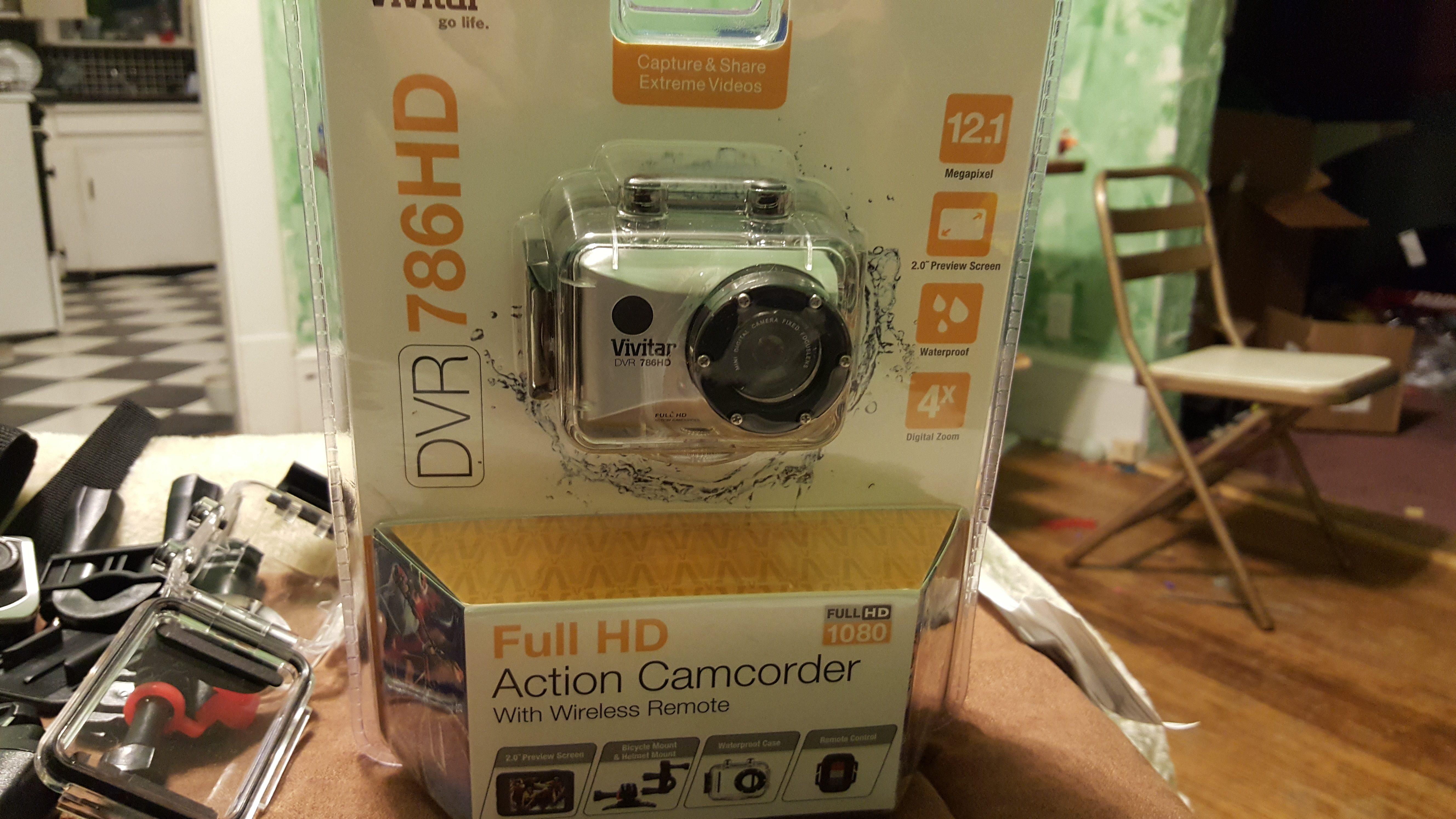 digital camcorder test