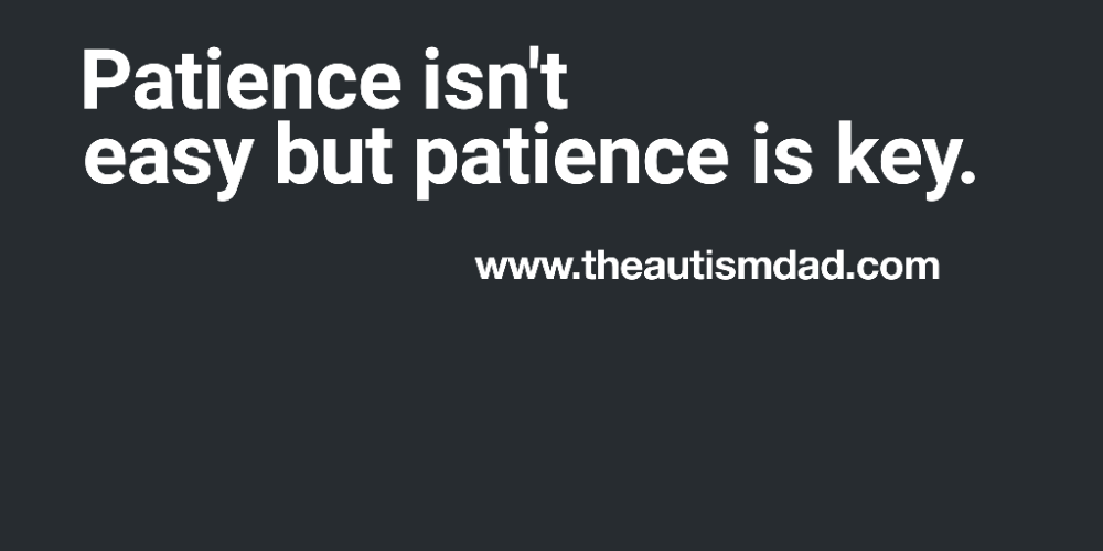 d2bd45ad6 Patience isn t easy but patience is key