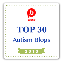 Babble.com top 30 blog award 2013