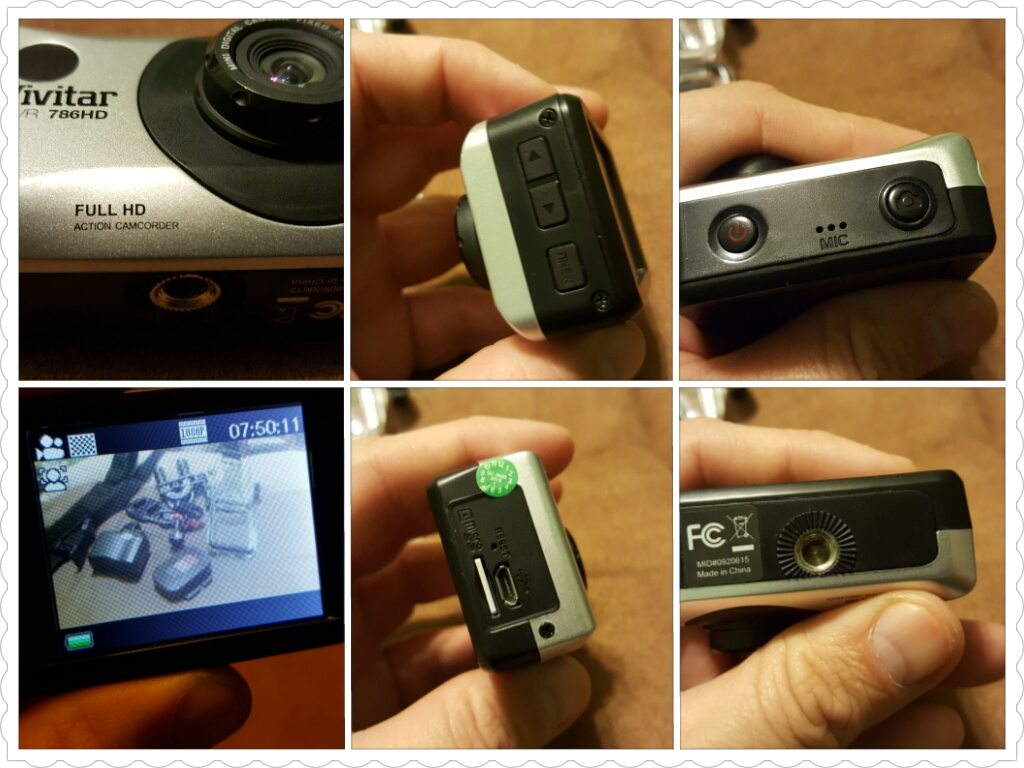 Review of the NEW Vivitar DVR 786HD