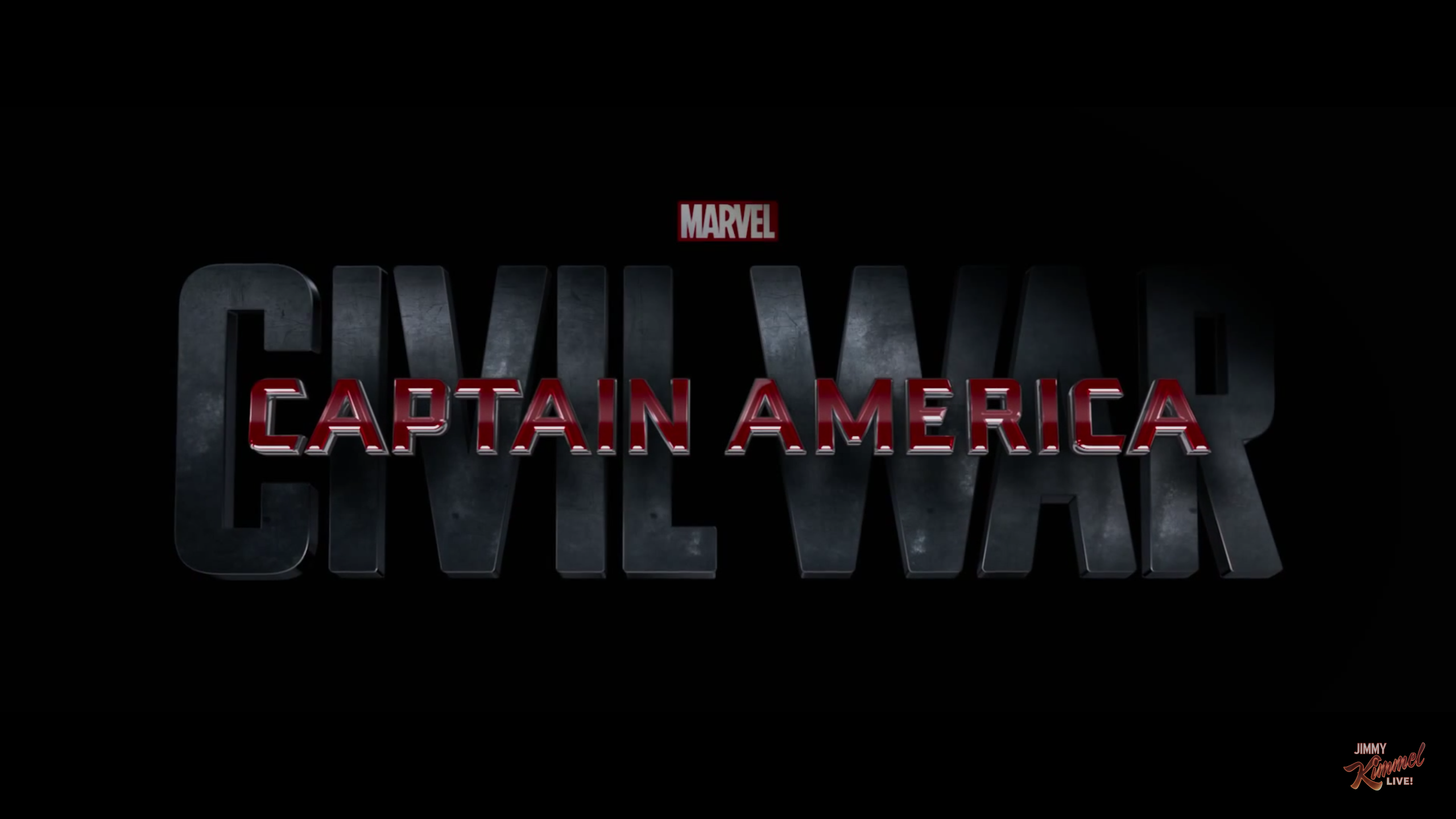 Check out the Captain America: Civil War trailer