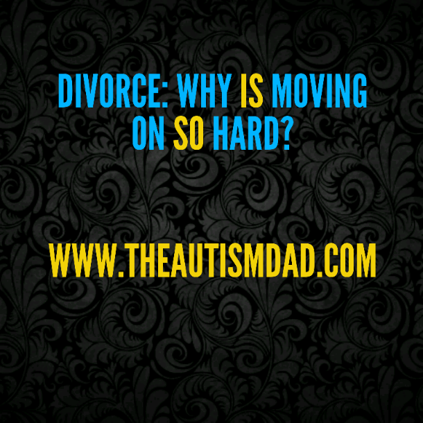 Divorce: Why is moving on so hard?