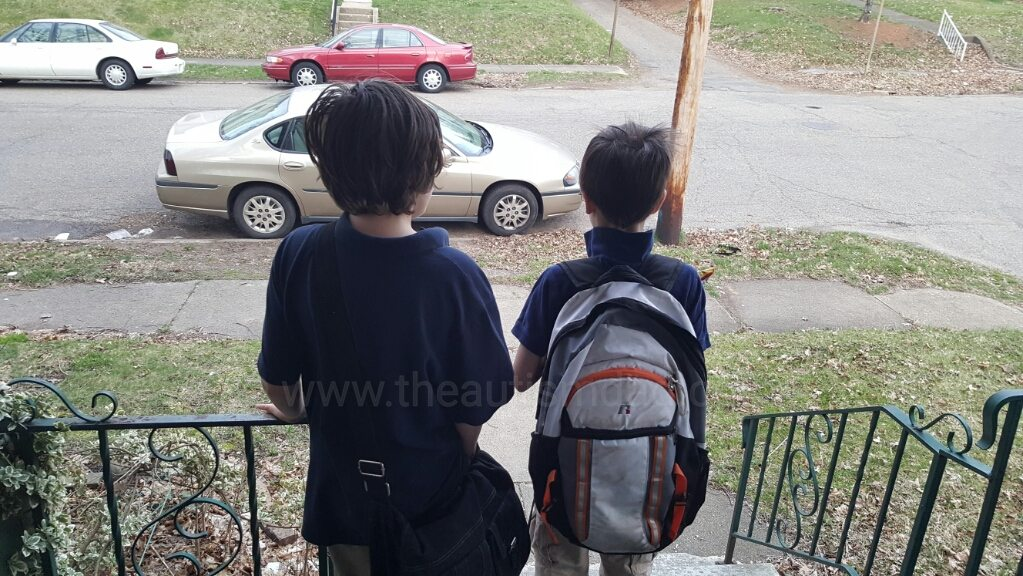 Just another day in #Autism Parenting paradise (check out the pictures)