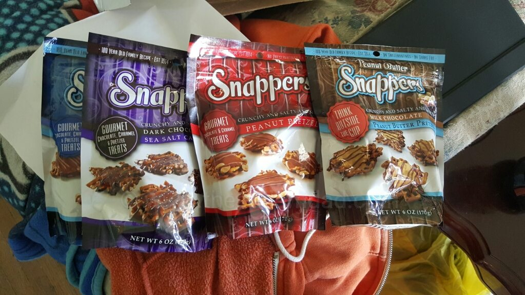 Thank You Snappers for the amazing samples (Review) @SnappersSnack