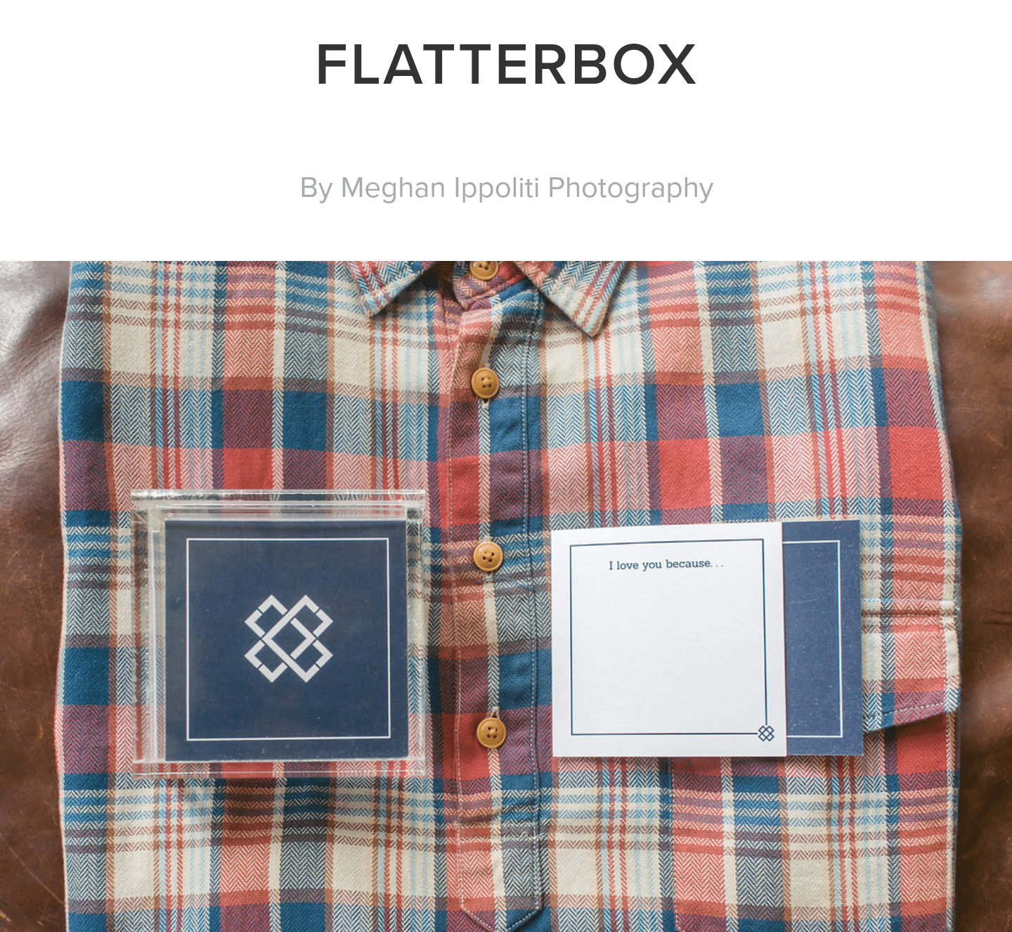 Flatterbox makes an awesome Father's Day gift (@flatterbox)