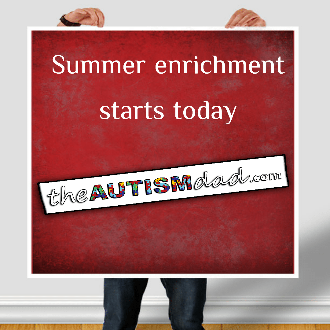 Summer enrichment starts today