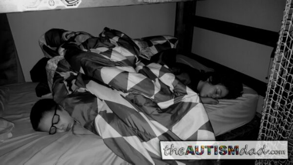 My sleepy little meltdown makers :)