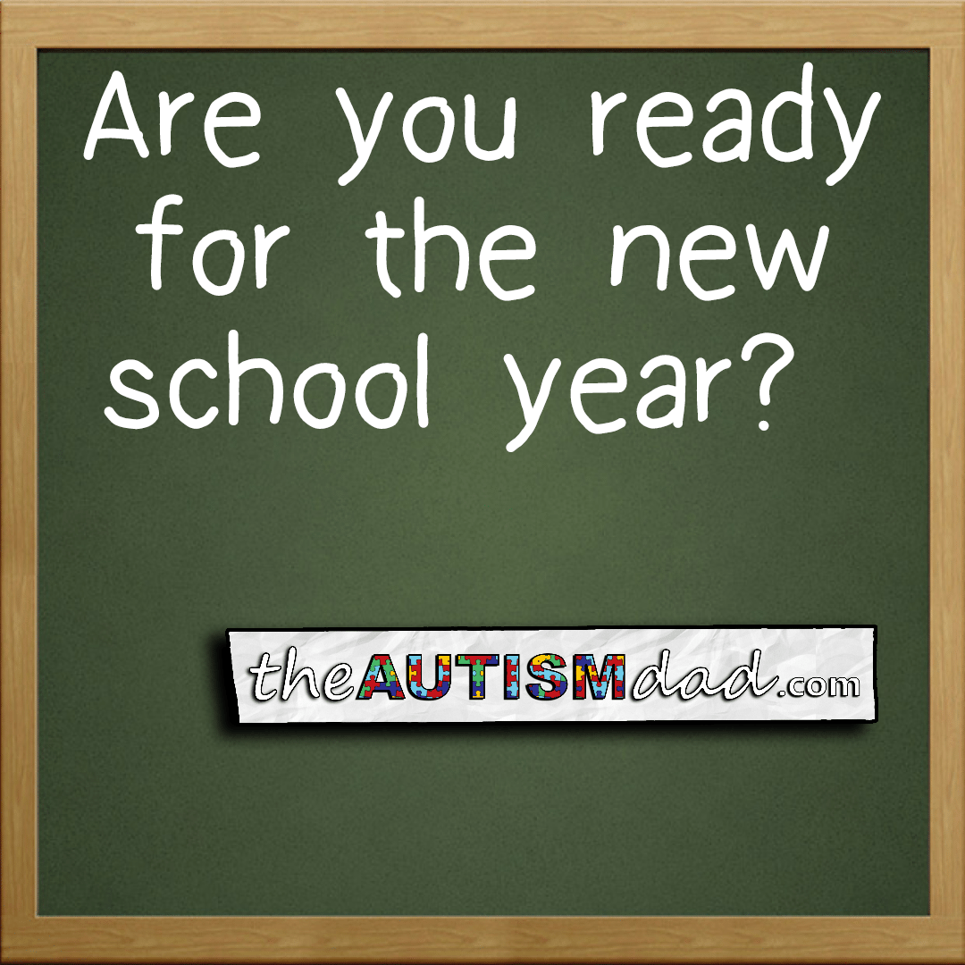 Are you ready for the new school year?