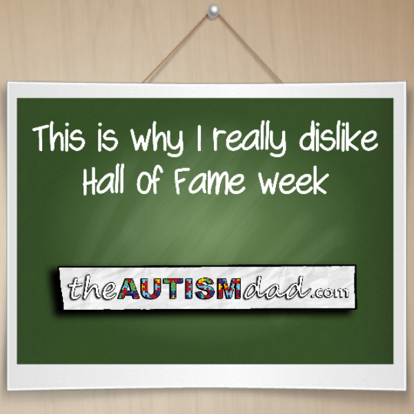 This is why I really dislike Hall of Fame week
