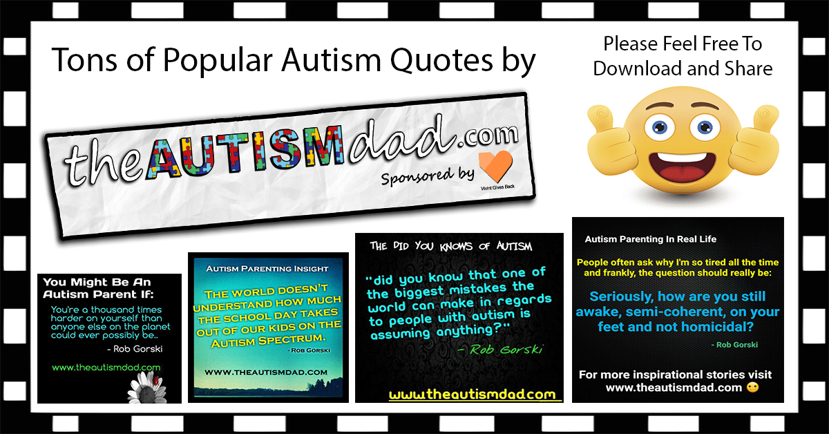 The Autism Dad