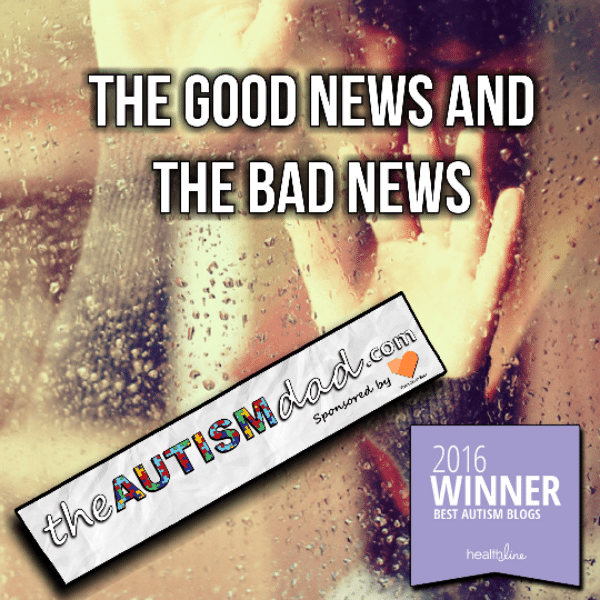 The good news and the bad news