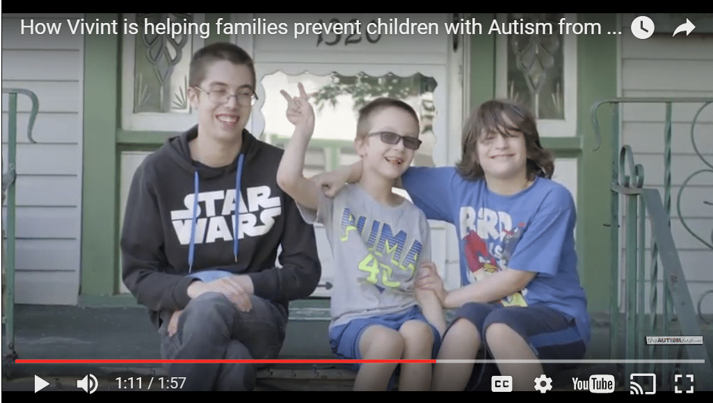 A Sneak Peek of a documentary about my #Autism family
