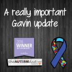 A really important Gavin update