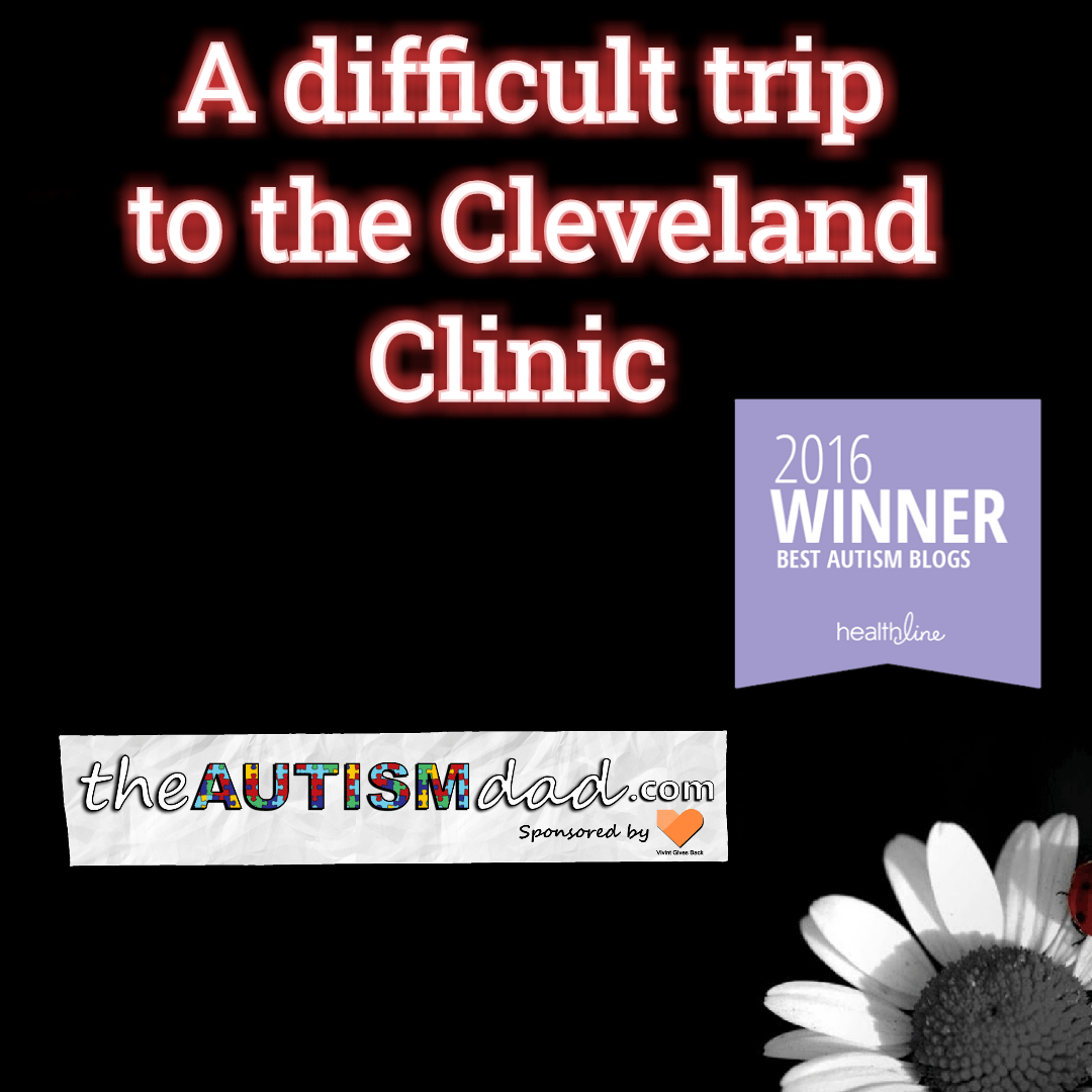 A difficult trip to the Cleveland Clinic