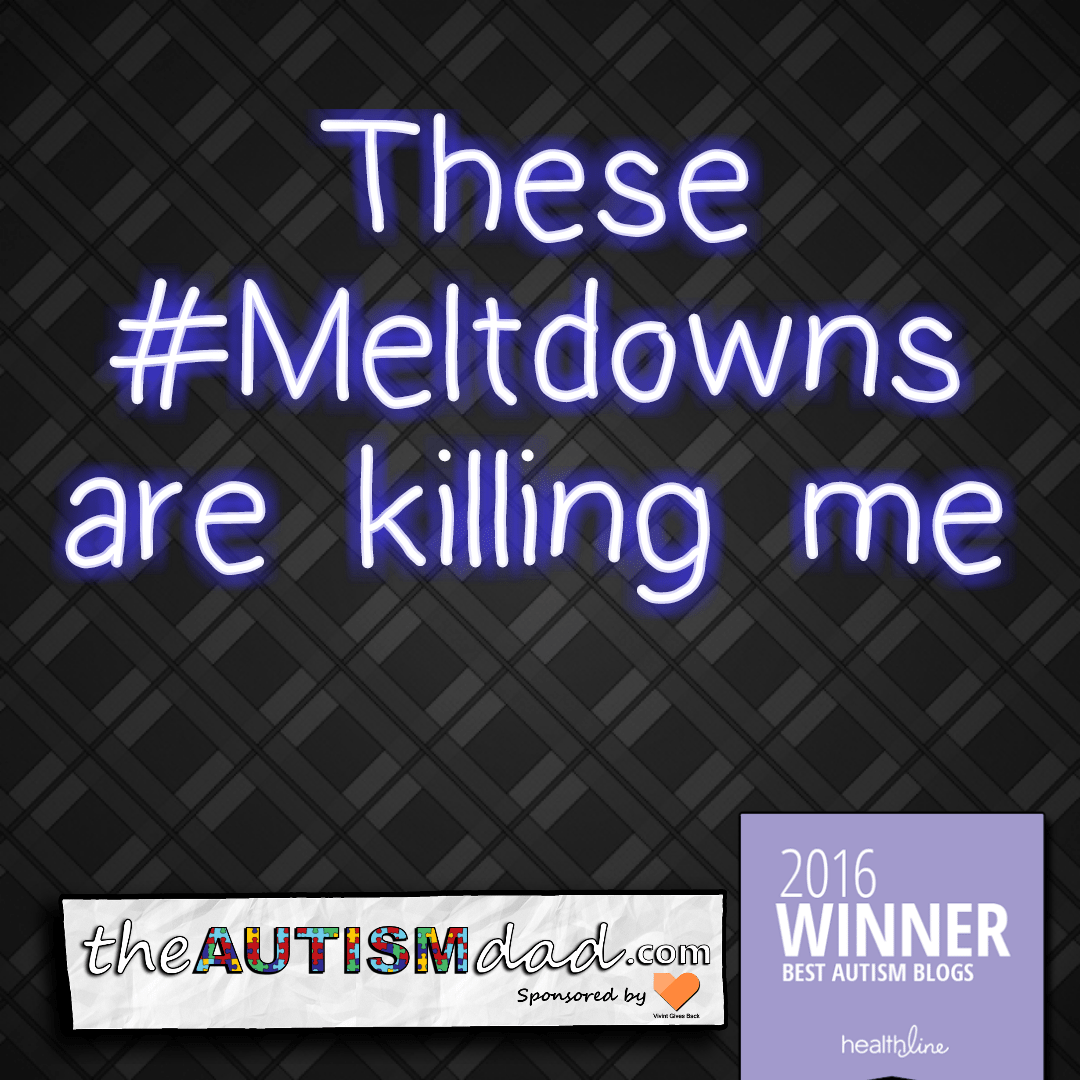 These #Meltdowns are killing me