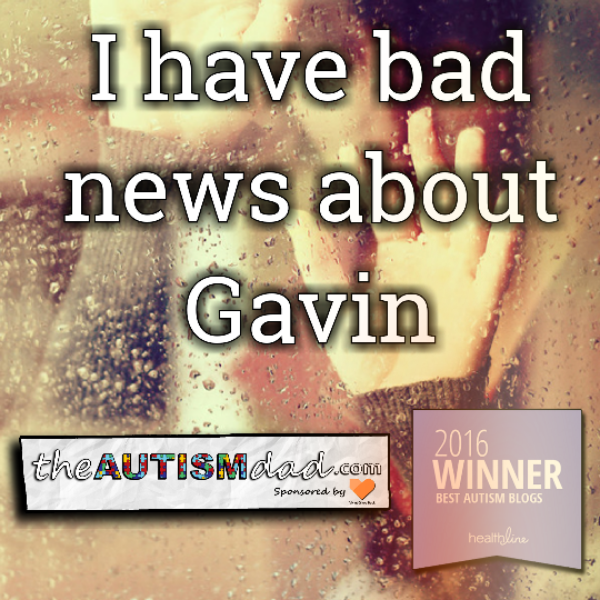 I have bad news about Gavin