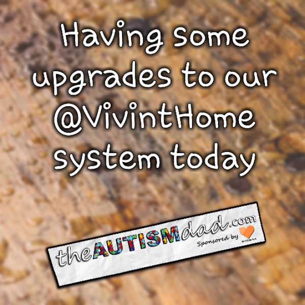 Having some upgrades to our @VivintHome system today