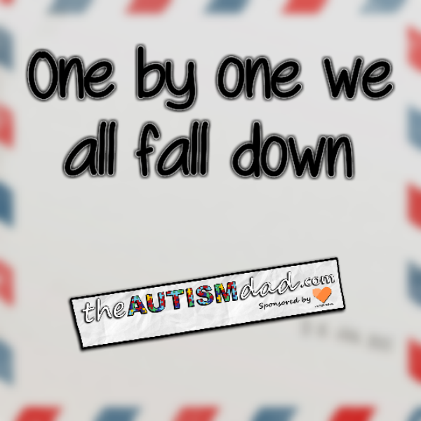 One by one we all fall down