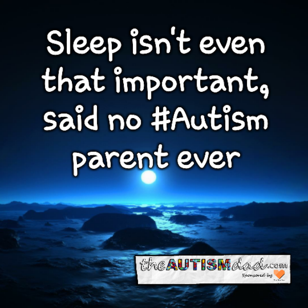 Does your child with #Autism have similar sleep problems?
