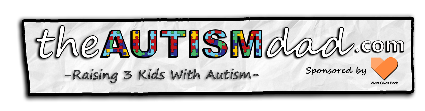 The Autism Dad Blog makes a difference in the lives of families in real life