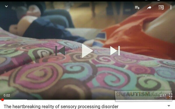 The heartbreaking reality of sensory processing disorder (video)
