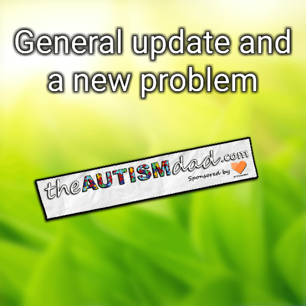 General update and a new problem
