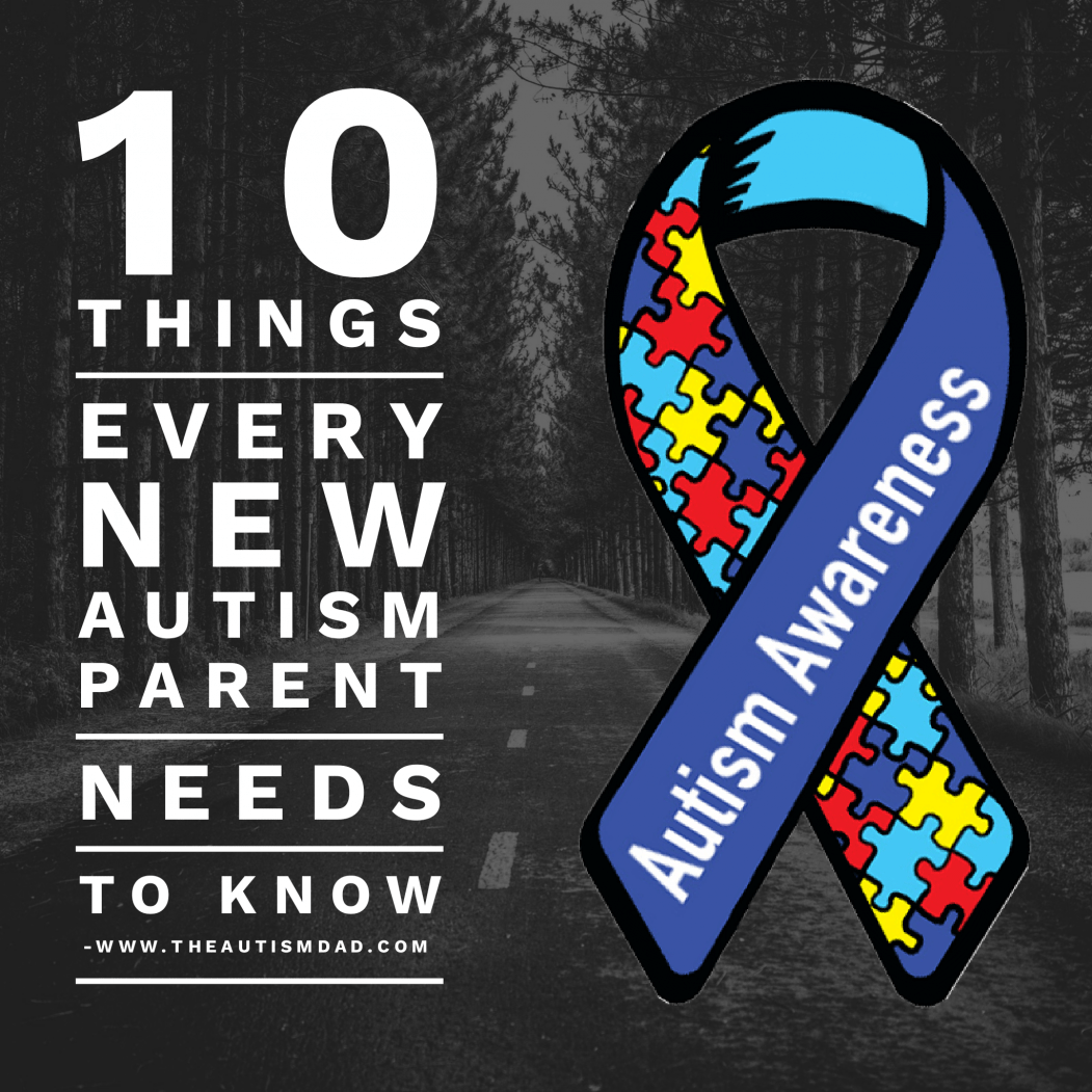 10 Things all new #Autism parents need to know