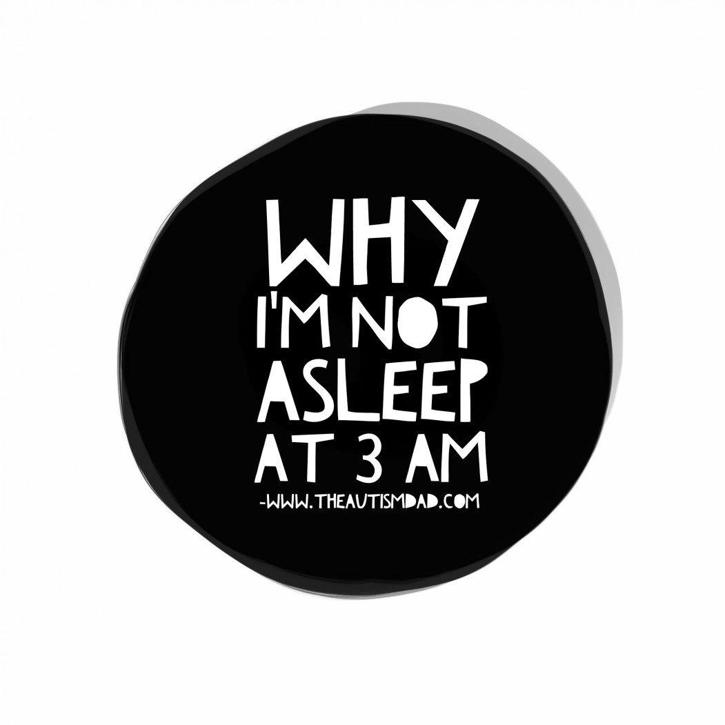 Why I'm not asleep at 3 AM