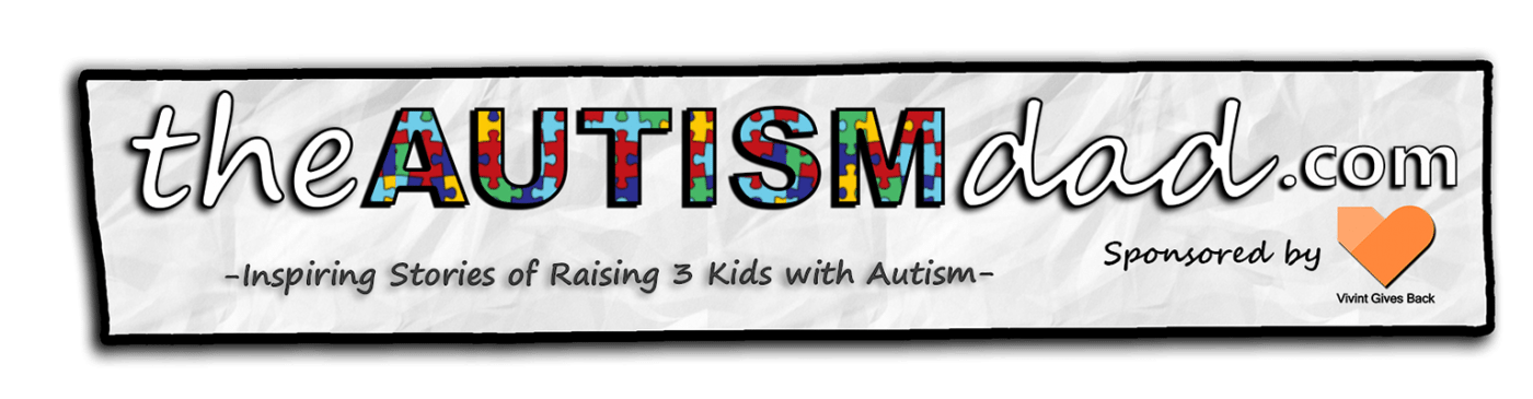 The Autism Dad Header 2015