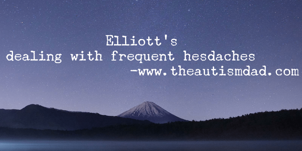 Elliott's dealing with frequent hesdaches