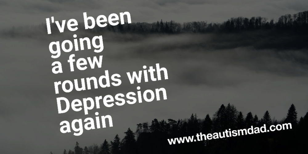 I've been going a few rounds with #Depression again