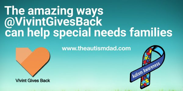 The amazing ways @VivintGivesBack can help special needs families