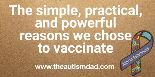 The simple, practical, and powerful reasons we chose to #vaccinate