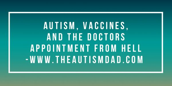 autism and vaccinations