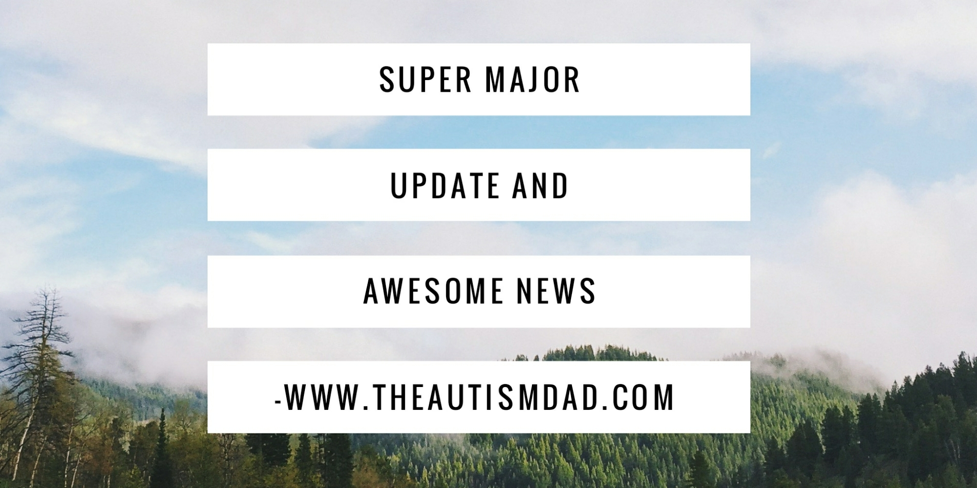 Super Major Update and Awesome News