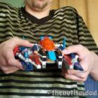 Gavin's latest Lego Creation