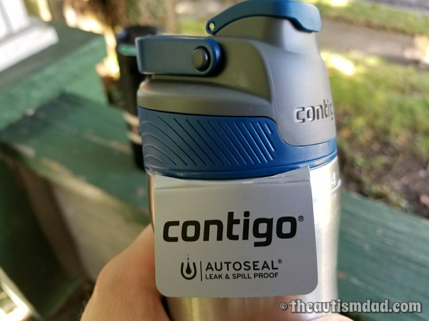 Quick Reviews: Contigo Autoseal Chill and Travel Mug