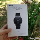 Taking the @Nokia Steel Activity and Sleep Watch on my weight-loss journey
