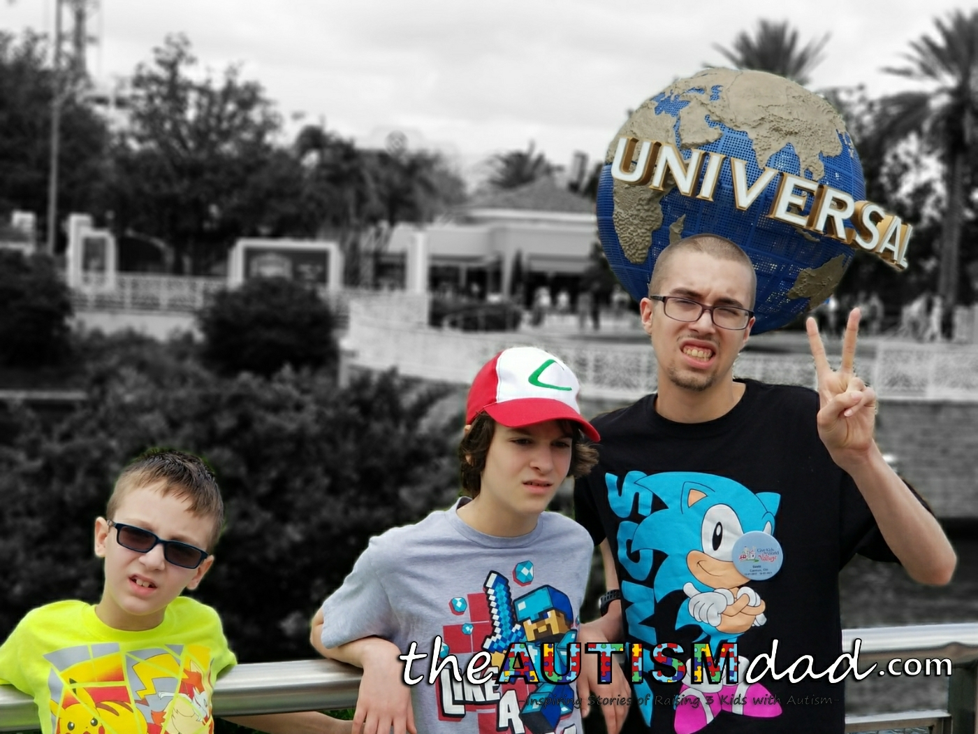 Wishes Can Happen: Pictures from Universal Studios (Day 4)