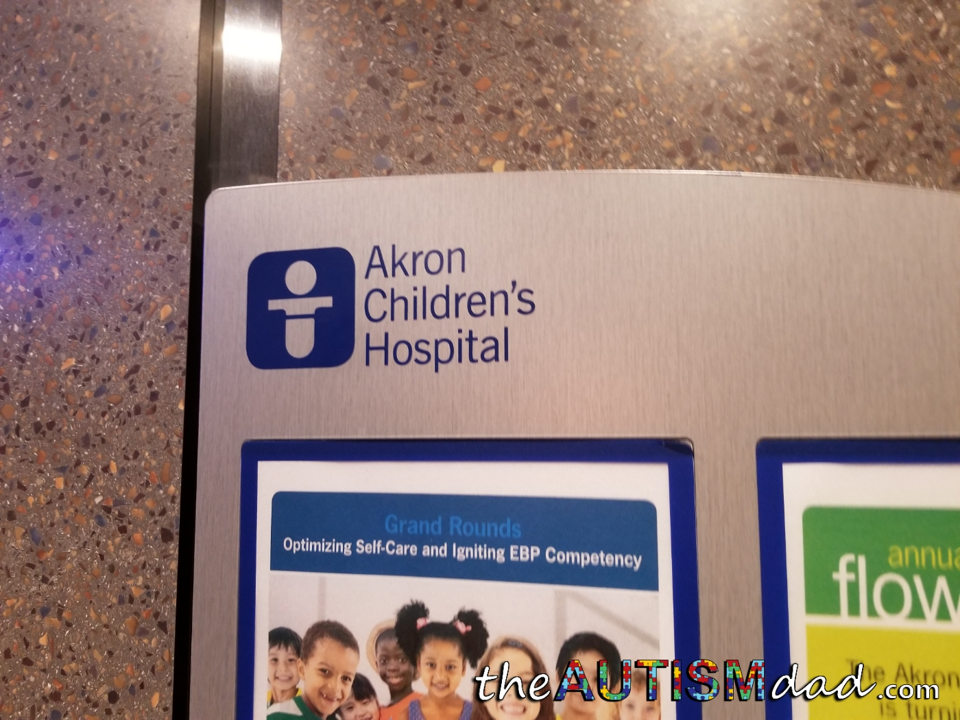 Here's what happened at @AkronChildrens today