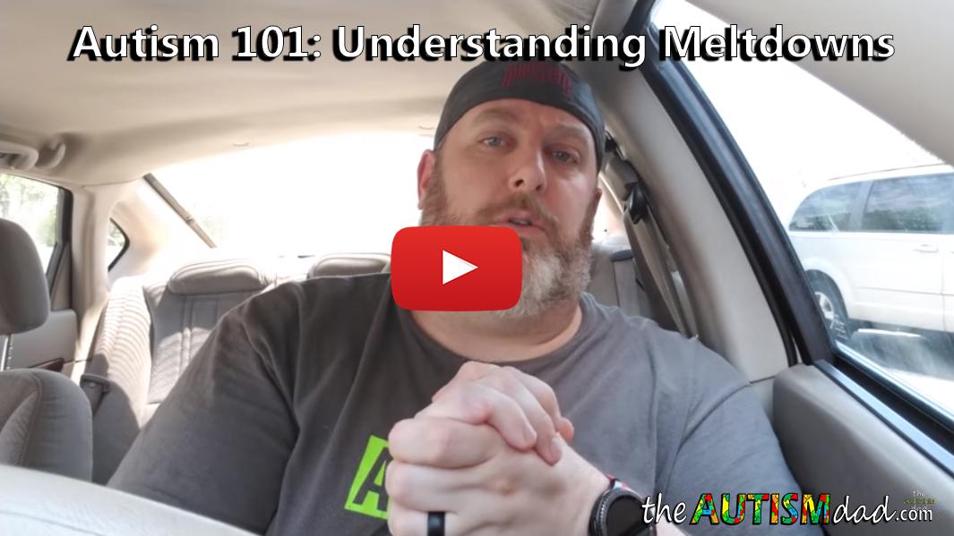 #Autism 101: Understanding Meltdows