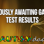 Anxiously awaiting Gavin's test results