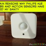 2 main reasons why @Philips hue bulbs and motion sensors have saved my sanity (@tweethue)