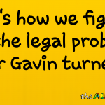Here's how we figured out the legal problems after Gavin turned 18