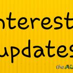 3 interesting updates