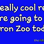 The really cool reason we're going to the @AkronZoo today