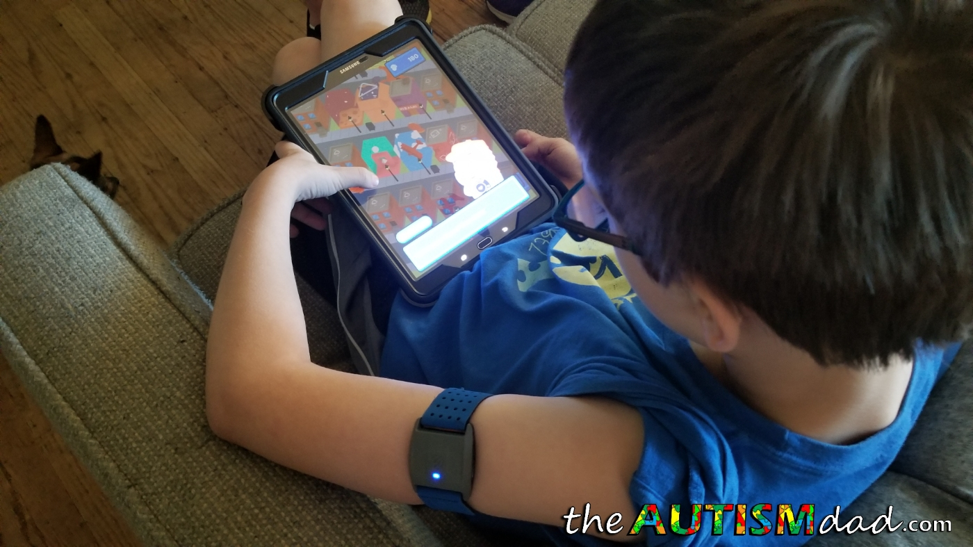 Mightier Starter Program Giveaway $129.00 Value (Teaching Kids with #Autism to Self-Regulate Through Gaming)