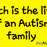 Such is the life of an #Autism family