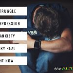 My struggle with #Depression and #anxiety is very real right now