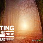 Lighting the way for parents facing similar struggles